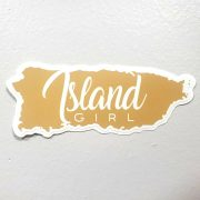 island-girl-sticker