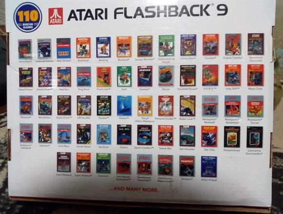 Consola Atari Flashback 9 Standard