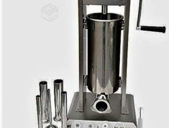 Maquina Industrial 7kg (churros Embutidos Y Rellen