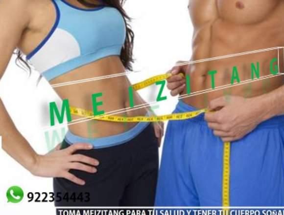 Meizitang suplemento para bajar de peso..
