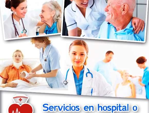 Servicio de Enfermeras y Cuidadoras