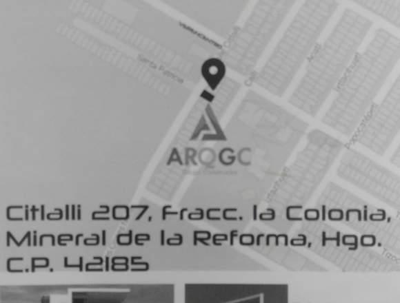ARQGC CONSTRUCCIONES