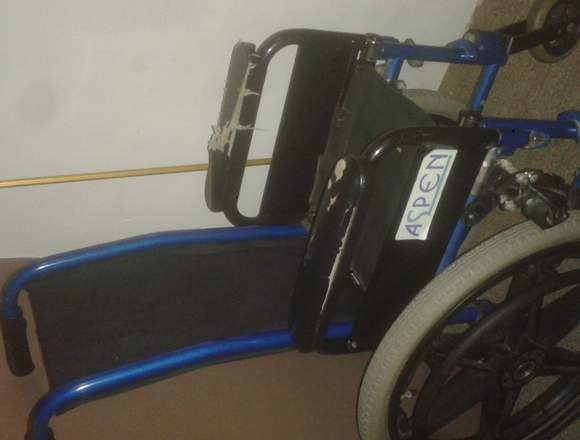 Silla de ruedas pediatrica