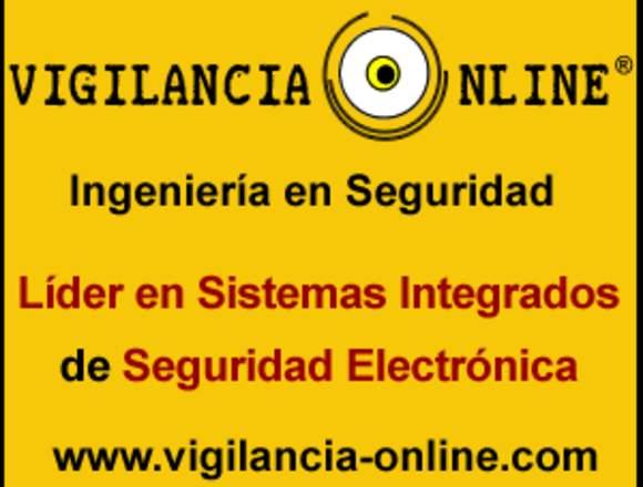 Vigilancia Online | Lider en Seguridad Electrónica