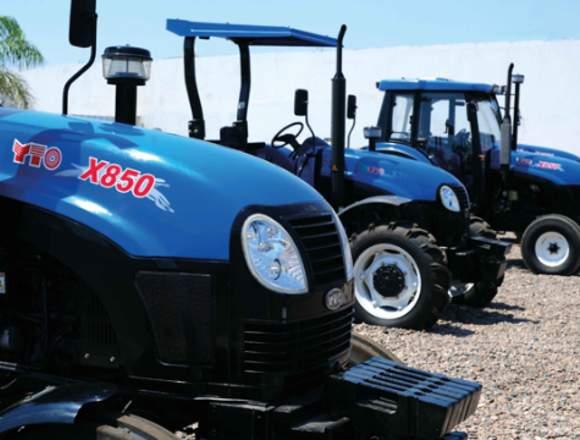 TRACTOR AGRICOLA NUEVO, 4X2, 85 HP, MARCA YTO