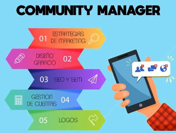 Community Manager. Publicista.