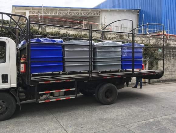 Contenedor de 1100 litros , Puntos ecológico