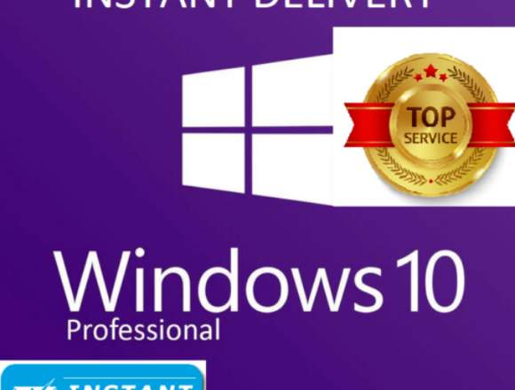 Windows 10 Pro Licencia Original