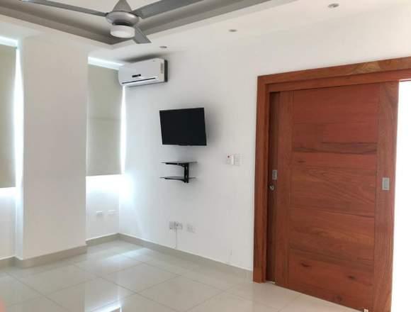 Se Alquila Apartamento en BELLA VISTA-Amoblado