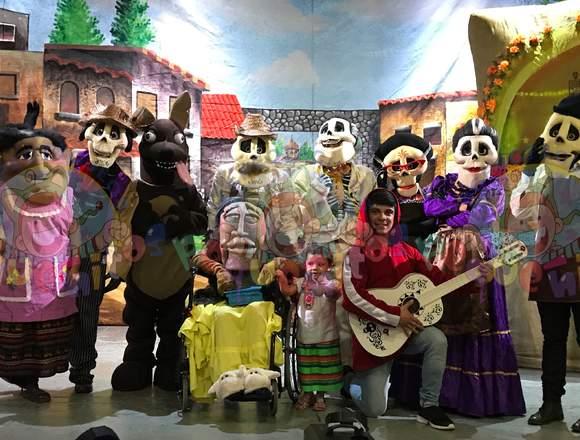 Shows infantiles y teatro profesional Pequeñitos