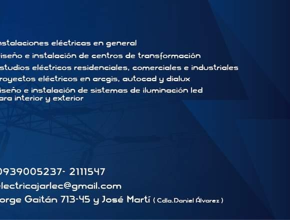 Estudios y diseños eléctricos para su edificación