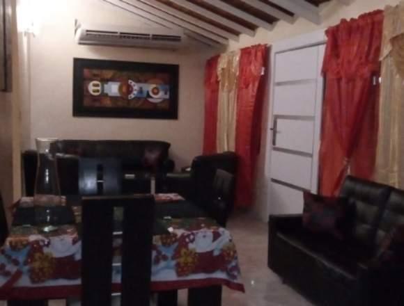 Vdo. Casa Equipada en Lomas Araure
