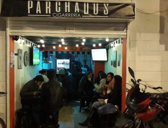 bar parchados (cigarreria) en venta