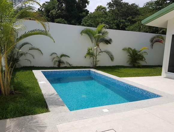 Casa en venta en Huatulco hermosa y nueva.