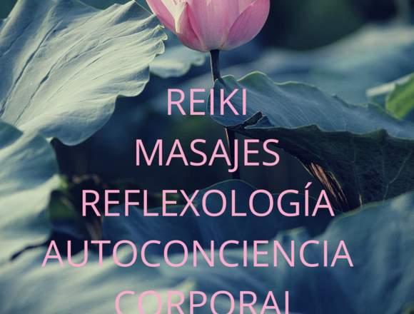 Terapias Naturales /Autoconciencia corporal