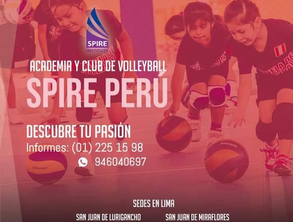 Academia De Basketball Y Volleyball