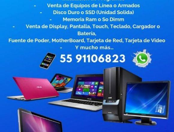 SERVICIO Y REPARACION DE COMPUTADORA NOTEBOOK PC