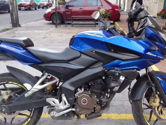 Moto  pulsar  200 as
