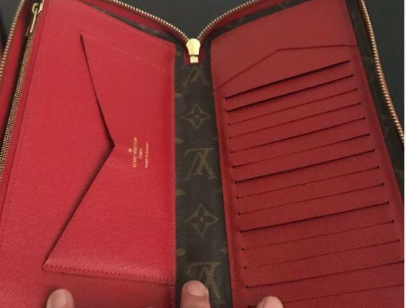 Louis Vuitton billetera edicion limitada