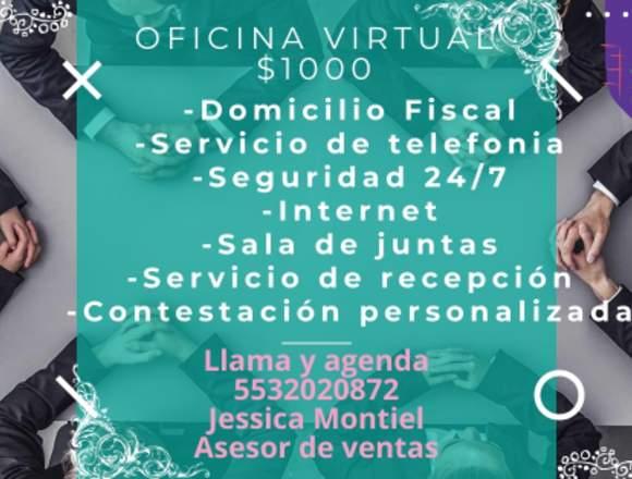 Oficina virtual en Azcapotzalco