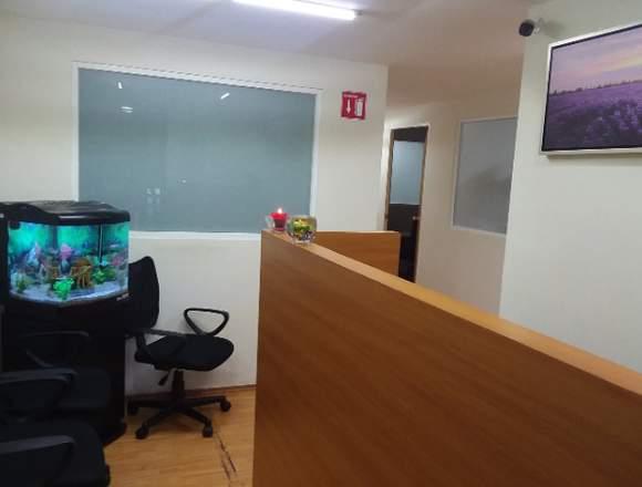 Oferta de oficina amueblada de 10m2