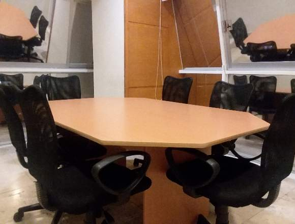 Oficina equipada en Col Condesa