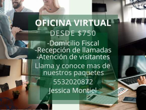 Oficina virtual en Polanco