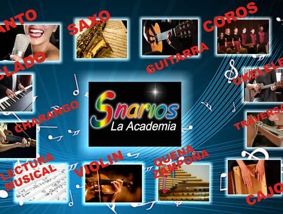 CLASES DE CANTO PROFESIONAL