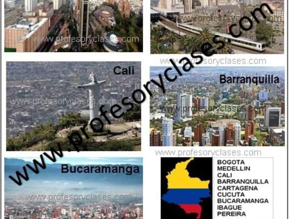 Profesor particular Finanzas Medellin a domicilio