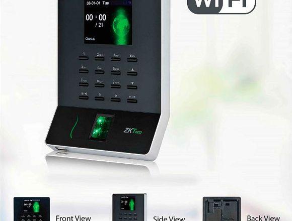 Lector biométrico para reconocimiento