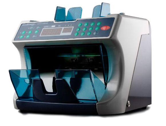 Máquina para contar billetes – inter
