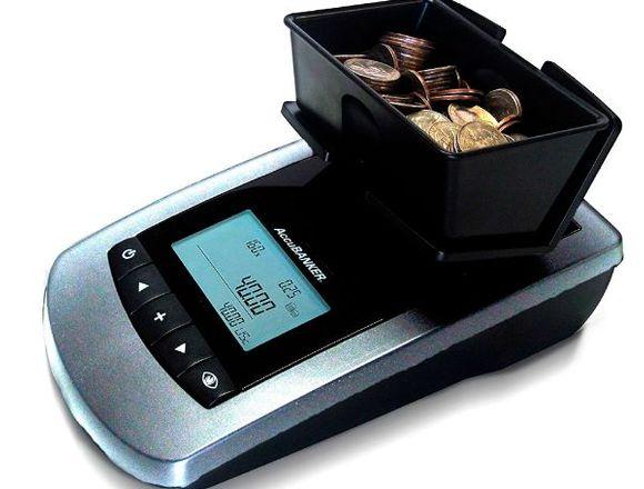 Máquina para contar monedas – inter