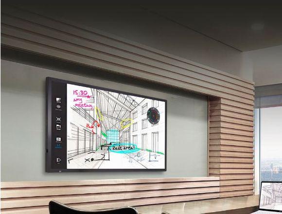 Tablero digital interactivo – inter