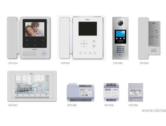 Videocitófono inteligente IP