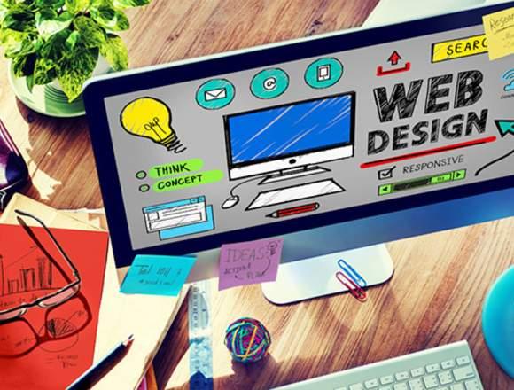 diseño y creación d paginas web