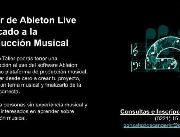 Taller de Ableton Live