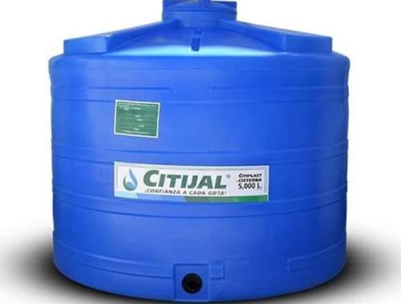 Cisterna 5000 litros