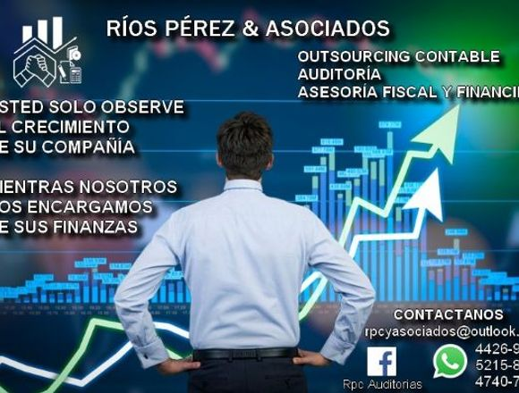 Outsoucing contable, auditoria y asesoria