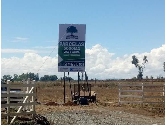 Parcelas en Mulchén