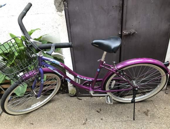 Bicicletas Lashen hombre y mujer