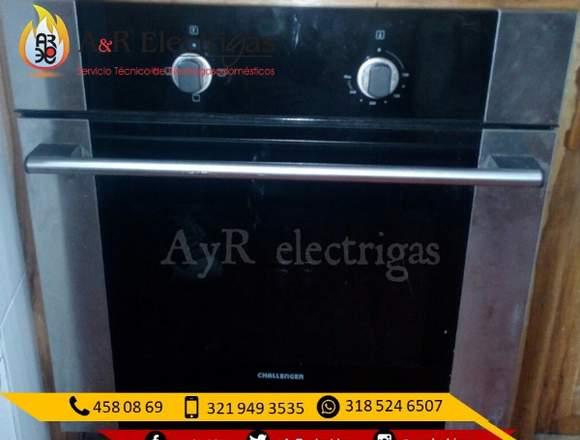 Reparacion de Hornos a Gas y Electricos