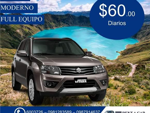 Alquiler de vehiculos REDMADRID en Guayaquil