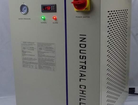 Chiller Enfriador y recirculador de agua de 5.1KW