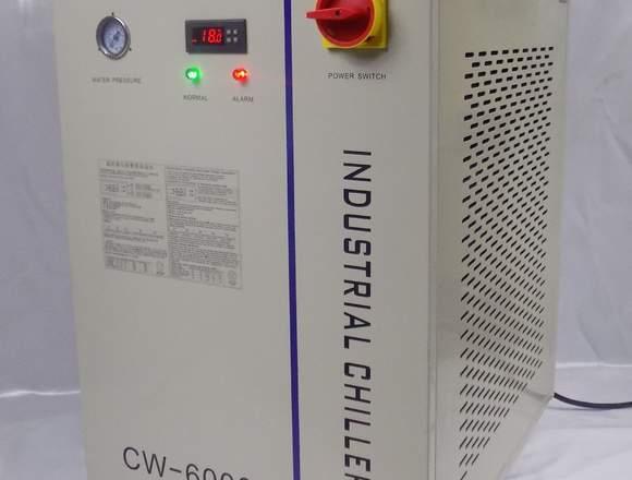 Chiller Enfriador y recirculador de agua de 3KW