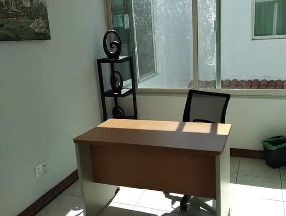 Renta de oficinas ejecutivas a 10 min Av. México