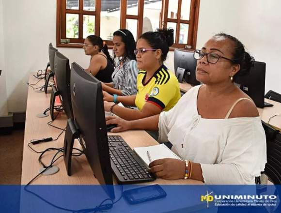 Matriculas abiertas tecnología en informática
