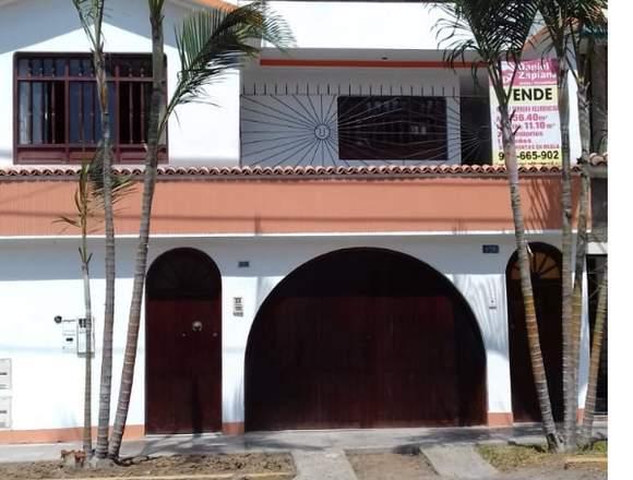 Casa en el centro de Trujillo