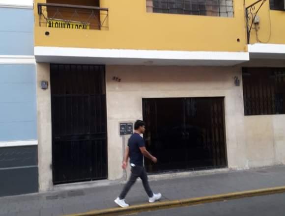 Ideal opción de local en el centro de Trujillo