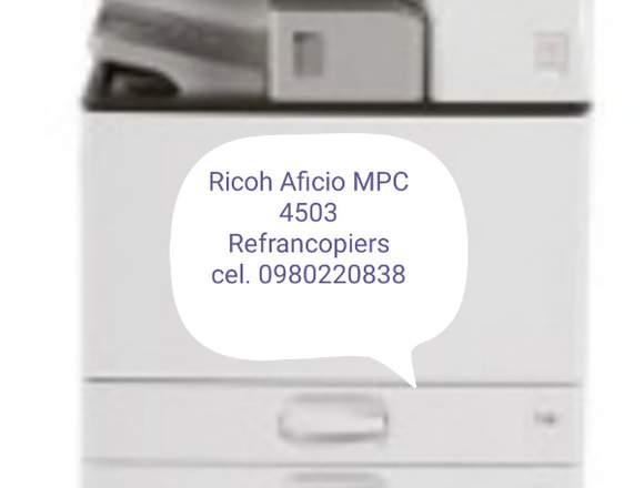 Impresora Ricoh Aficio MPC 4503