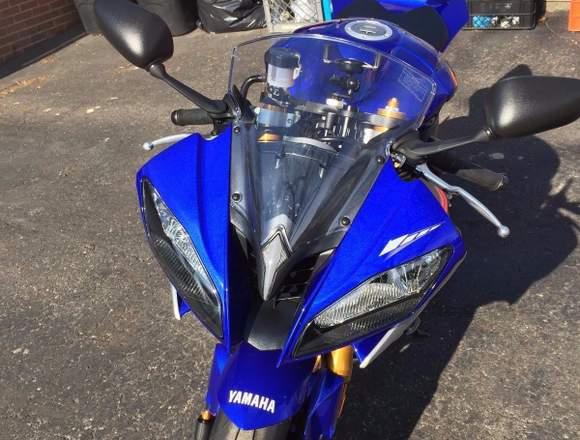 Nuevo 2016 Yamaha YZF R6 100% Original